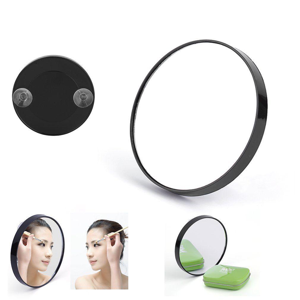 10 fach kosmetik vergr erungsspiegel f r 1 27 inkl versand. Black Bedroom Furniture Sets. Home Design Ideas
