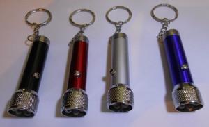 5LED Taschenlampe