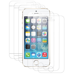 6 Schutzfolien iPhone5