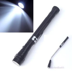 Taschenlampe mit Teleskopauszug
