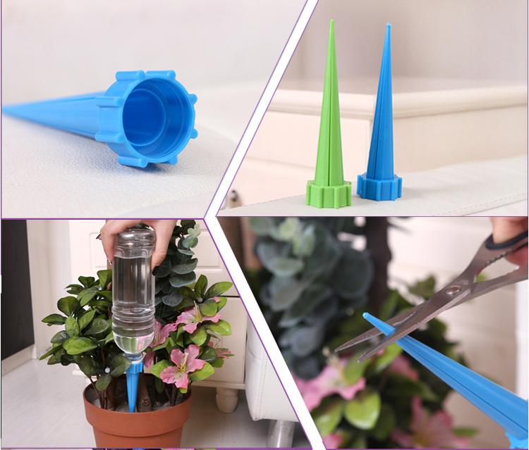 4 x pflanzen wasserspender bew sserungskegel f r 3 00 euro inklusive versand. Black Bedroom Furniture Sets. Home Design Ideas
