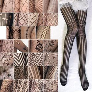 Gothic Damenstrumpfhose