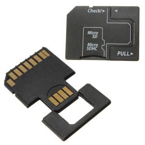 SD + USB Adapter