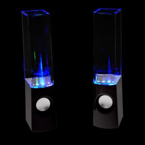 Wasserspiel Lautsprecher