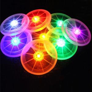 LED Wurfscheibe