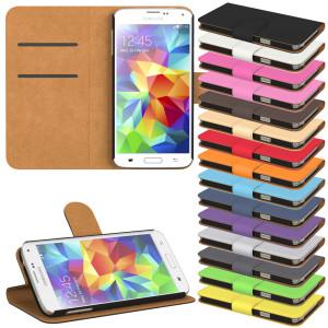 Samsung Galaxy Wallet Ledertasche