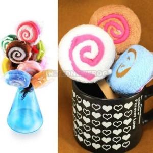 Lollipop Handtuch