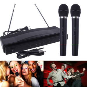 Dual Wireless-Mikrofonsystem