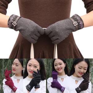 Damen Smartphone Handschuge