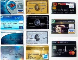 Kreditkarten Speicherstick