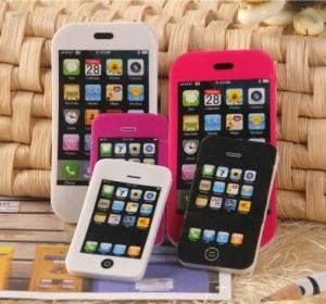 Smartphone Radiergummi