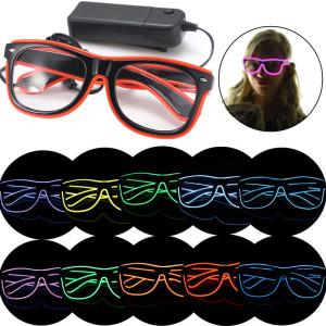 Leuchtbrille