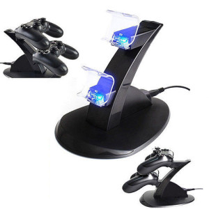 PS4 ladestation f Controller