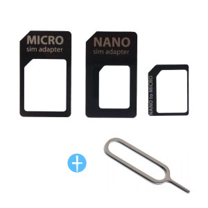 Sim Adapter Set