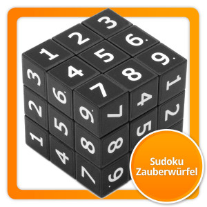 Sudoku Zauberwuerfel