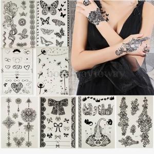 wasserfestes Tattoo