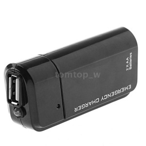 Notfall Batterie Ladegeraet
