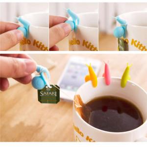 Schnecken Teebeutelhalter