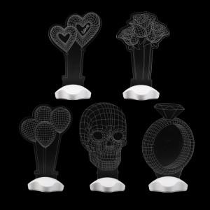 Acryl 3D Licht
