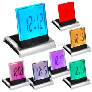 LCD Digitaler Wecker