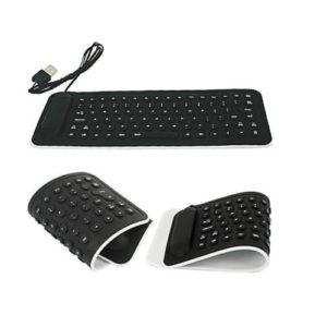 Silikon Tastatur