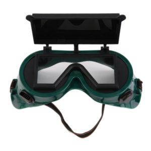 Schweißer Schutzbrille