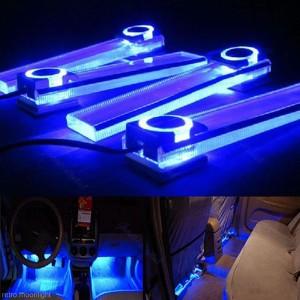 Auto LED Innendekoration