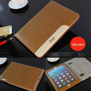 iPad Leder Case