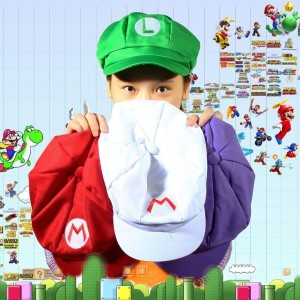 Luigi Super Mario Bros
