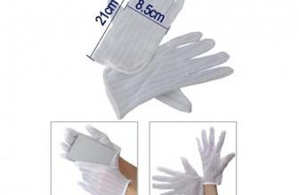 1 Paar Antistatik-Handschuhe für 1,91€ inkl. Versand