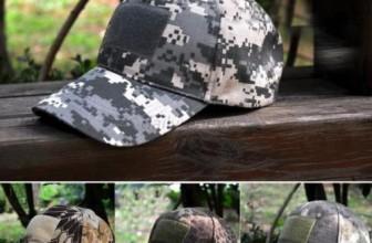 Tactical Baseball Cap für 2,95€ inkl. Versand