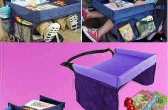 Kids Autositz Spieltisch für 7,00€ inkl. Versand