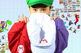 Super Mario Bros Mütze/Cap ab 1,00€ inkl. Versand