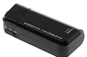 AA-Batterie Notfall/Travel USB-Ladegerät mit LED-Licht für 2,41€ inkl. Versand