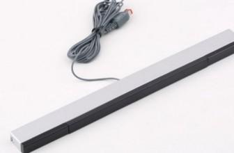 Nintendo Wii Infrarot Sensorleiste für 1,66€ inkl. Versand