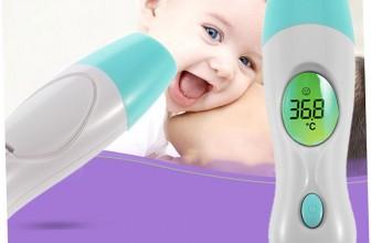 4-in-1 Infrarot-Fieberthermometer für 7,98€ inkl. Versand